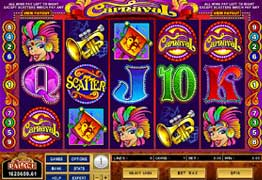 Carnaval Slot Screenshot