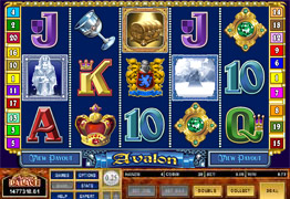Avalon Slot Screenshot