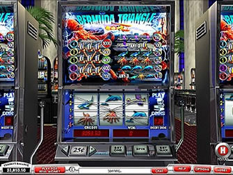 Bermuda Triangle Slot Screenshot