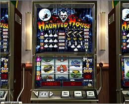 Haunted House Slot Screenshot