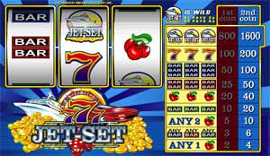 Jet Set Slot Screenshot