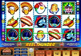 Reel Thunder Slot Screenshot