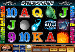 Starscape Slot Screenshot